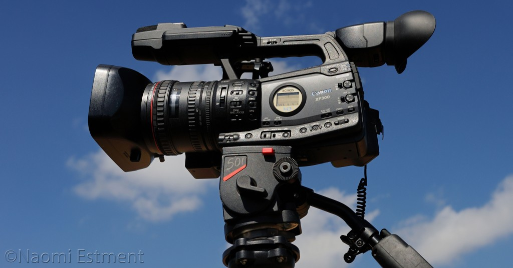 XF300 Canon Camera