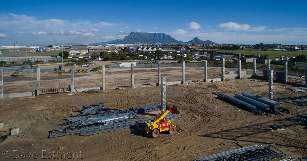 Construction Project in Cape Town