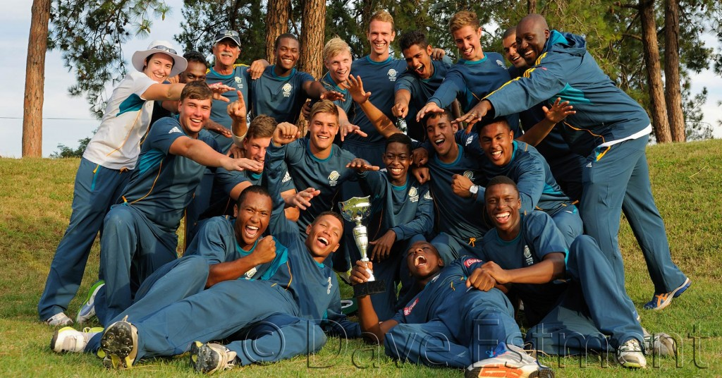 SA U19 Cricket Team