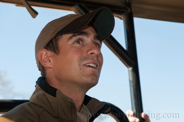 Safari Guide of the Year 2014 Nick du Plessis