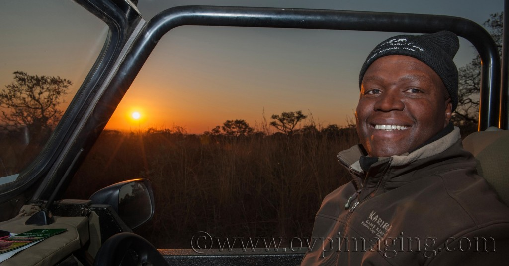 Safari Guide of the Year 2014 Finalist Jabulani Silinda