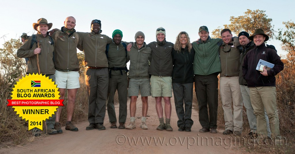 2014 Safari Guide of the Year