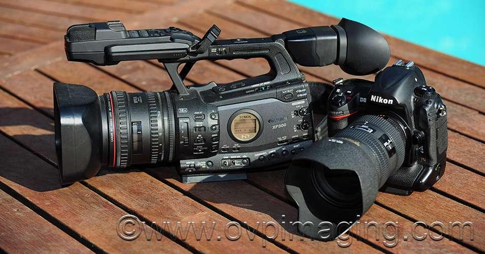 Video & Stills Cameras