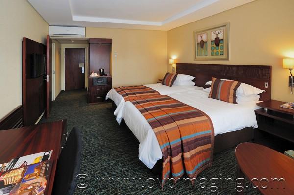 City Lodge Hotel Fourways Twin Room