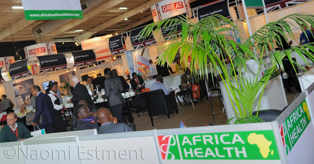 Africa Health VIP Lounge