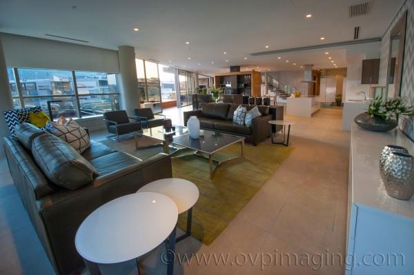 Interior Photo of Katherine & West Penthouse