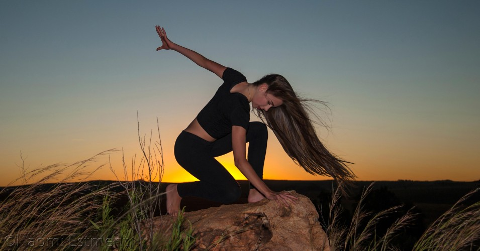 Dancer Logan De Villiers