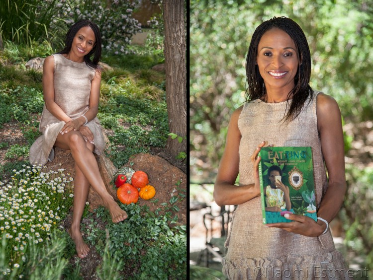 Mpho Tshukudu Author of Eat Ting