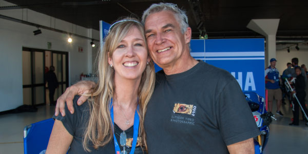 Naomi & Dave Estment of OV&P
