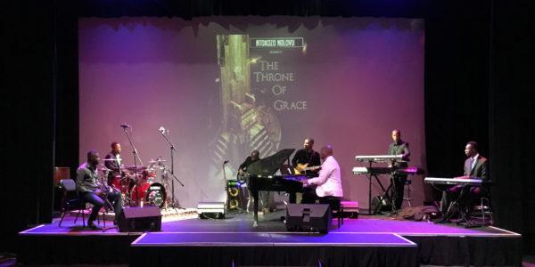 Ntokozo Ndlovu - Gospel Artist - Playing at Yamaha SA