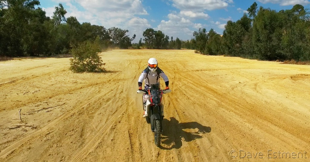 KTM 450 Dakar Motorcycle