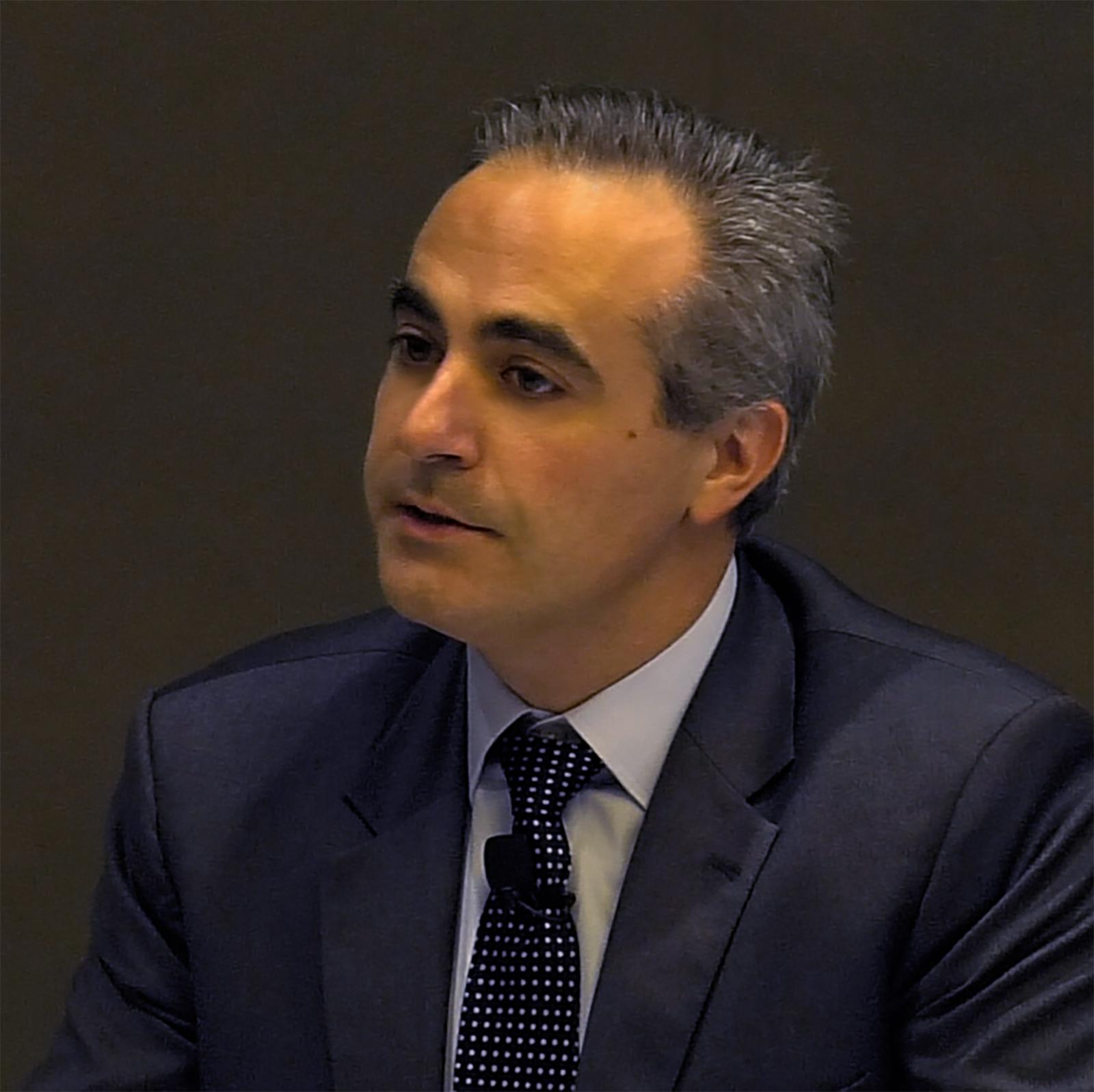 Stefano Marani - CEO of Renergen